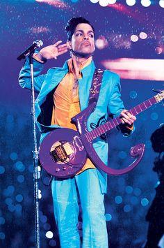 Prince; Superbowl