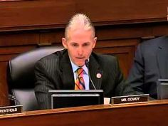 Susan Rice Caught Lying About Benghazi - Rep. Trey Gowdy Whistleblower Q...