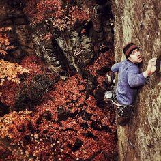 www.boulderingonline.pl Rock climbing and bouldering pictures and news Autumn Rock Climbing