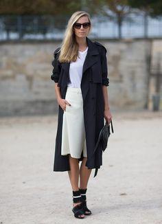 Como usar calça culotte e ainda ser formal no seu trabalho