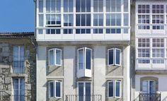 Moure Hotel (Santiago de Compostela, Spain)  http://www.rusticae.es/hoteles-con-encanto-espana/a-coruna-hotel-moure