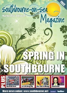 Check out the new Spring Southbourne Magazine, read online.