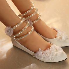 bridal flats