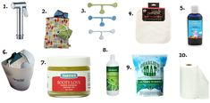 Essential cloth diaper accessories that will make your cloth diapering experience that much easier.