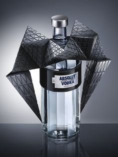 Gateth Pugh x Absolut Vodka