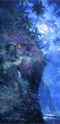 Midnight Blue ~ James Coleman