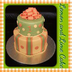 Lemon and Lime Cake