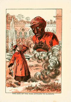 Aladdin or the wonderful lamp - Page 4