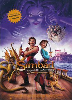 2003 - Simbad La Leyenda de los Siete Mares - Sinbad Legend of the Seven Seas - tt0165982