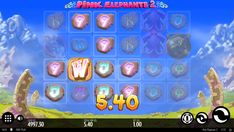 #PinkElephants2 #Spilleautomater #Thunderkick Game Info, Free Slots, Pink Elephant, Casino Games, Slot Machine, Free Games, Vulnerability, Games To Play, Paradise