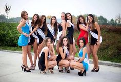 Il Piemonte - Miss Italia 2013