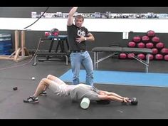 CFJ KStarr 2Min Shoulder mobility drills Part4.mov - Manchester Personal Trainer