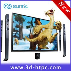 High technology product 3D All in one pc tv