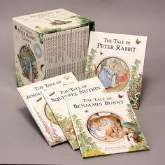Complete Peter Rabbit Library