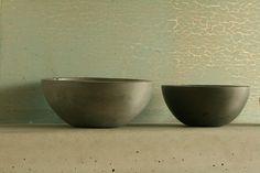 Concrete Bowl Uncovet