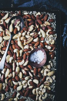 homemade nut and seed butter.