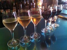 Tasting Tuesday at Jet Wine Bar