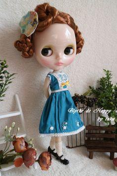 Blythe from Japan