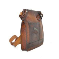 Leather Messenger   Bakem Medium   Pratesi   Love Leather Travel Bag