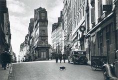 Andre Kertesz Paris 1923