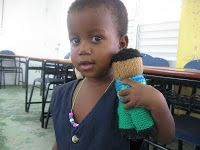 Comfort Dolls-knit for children in DR and Haiti