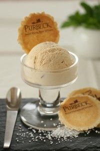 Salted Caramel from Purbeck Ice Cream