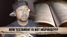 NEW TESTAMENT NOT INSPIRED??? | SFP  ➤WATCH here: https://goo.gl/8c2G9S ➤SUBSCRIBE: https://goo.gl/HP6gcS  #jesuschrist #faith #bible #god