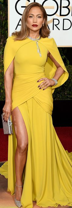 golden globes '16 Jennifer Lopez