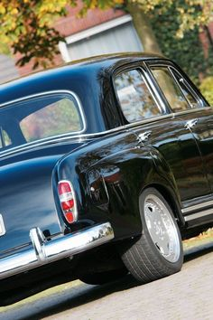 Mercedes-Benz 190 Ponton Custom