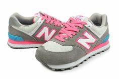 2.013 nuevos hombres genuinos contra las mujeres y zapatillas deportivas zapatos NB WL574GP
