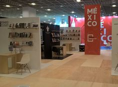 A stand we designed and built at The Frankfurt Book Fair Exhibition Stands, Frankfurt, Photo Wall, Book, Building, Design, Libros, Photograph, Books