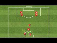 Carlo Ancelotti - 'GK+(2+7)v(3+6)+GK' - YouTube