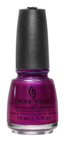 China Glaze 'Cheers!' - Better Not Pout