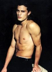 Young Jamie Dornan for Young River Atkinson