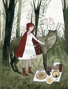 Imagem de illustration, yelena bryksenkova, and art