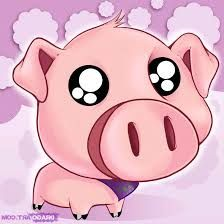 Image result for funny pig cartoon