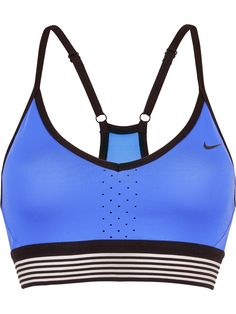 Nike Pro Cool Indy Sports Bra - BlueSize & FitTrue to size - order your…