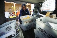 The United States Postal Service is expected to announce that it will stop delivering mail on Saturdays. Packages, mail-order medicine, and express mail will continue to be delivered. (via @NBC News; photo: Reuters)