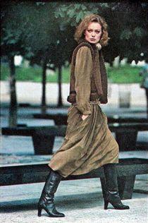 Vogue US August 1977