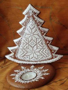 Honey Cake, Tree Skirts, Christmas Tree, Holiday Decor, Home Decor, Teal Christmas Tree, Decoration Home, Room Decor, Xmas Trees
