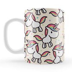 Unicornio mágico taza regalo de kawaii lindo por LoveMugsUK en Etsy