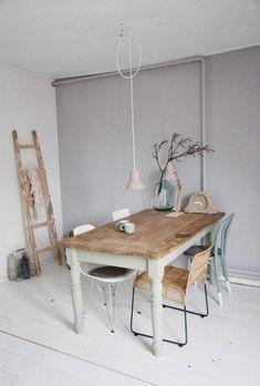 1000 id es sur le th me planchers en bois gris sur for Peindre toilettes deux couleurs