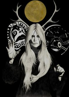 Fever Ray by JanneLawless on DeviantArt