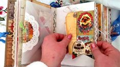 Charming Fragments Junk Journal - **SOLD**                              …