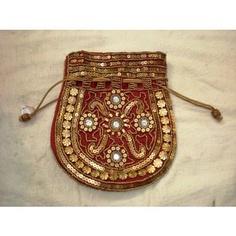 Batwa Round: http://www.shreehandicrafts.com/designer-purses.html