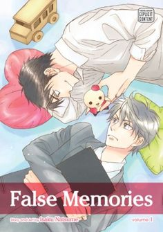 7 best yaoi images on pinterest comic books comics and graphic novels false memories graphic novel 1 adult rightstuf2013 fandeluxe Gallery