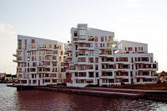 Havneholmen in the harbor of Copenhagen, Denmark