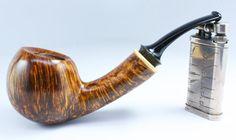 B. A. Weaver Custom Briar Tobacco Pipes - Artisan, Billiard, Lovat, etc