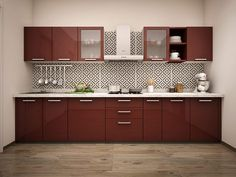 Indian Kitchen : Traditional cabinets vs Lift system