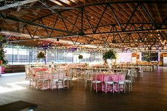Atlanta wedding reception venue: Summerour